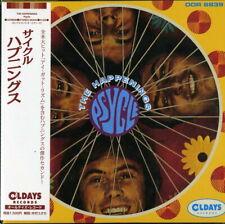 HAPPENINGS-PSYCLE-JAPAN MINI LP CD BONUS TRACK C94