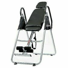 INVERTIO INVERTIO-130 Back Stretcher Table for Pain Relief Therapy - Black