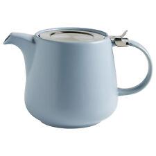 TINT Teekanne 1200 ml, Hellblau, Keramik/Edelstahl / Maxwell & Williams
