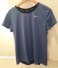 NEW Nike Womens Dri-Fit Running Gym T-shirt  Top short sleeve  Medium