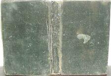 BIRD ARCHITECTURE James Rennie 1844 HB Engraved illus EXOTIC NESTS Ornithology
