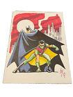 Batman+%26+Robin+TAS+Original+Comic+Art+By+TY+Templeton