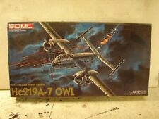 1/72 DML He 219A-7 OWL. Golden Wing Series. MIB