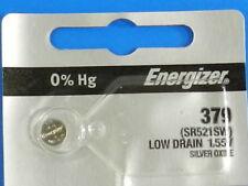 Energizer  379 SR521SW  Batteries   Button Cell ,1Pc