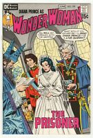 "Wonder Woman #194 (DC Comics 1971) Diana Prince - ""The Prisoner"" - Wedding Issue"