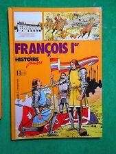 FRANCOIS 1ER JEAN MARIE LE GUEVELLOU ILL KLINE HISTOIRE JUNIORS