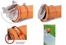 110mm ritorno non patta VALVOLA roditore barriera rimborso prevenzione Backwater