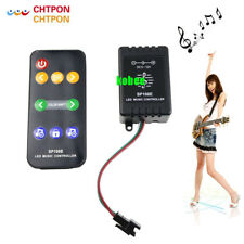 SP106E 9keys LED Music Controller DC5V-12V WS2811 /WS2812B 6803 music controller