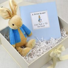 Personalised The Peter Rabbit Little Guide to Life Childrens Story Book Gift