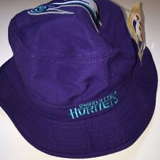 "NBA Charlotte Hornets Adidas ""Big Top Logo"" Bucket Hat, L/XL"