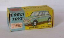 Repro Box Corgi Nr.226 Morris Mini-Minor