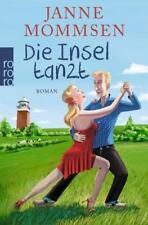 Die Insel tanzt von Janne Mommsen  UNGELESEN