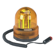 Sealey RB75412 Rotating Amber Beacon 12V Magnetic Base
