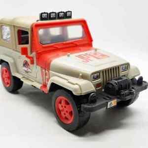Jurassic Park Jeep Nedry Getaway Loose