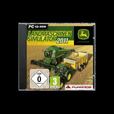 Landmaschinen-Simulator 2011 NEU+OVP