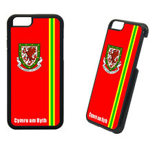 Wales Football (retro crest) Cymru am Byth, iphone 7 cover