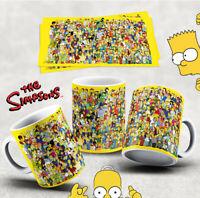 The Simpsons MUG (Characters) MUG 110Z  (6)