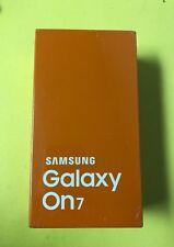 """Samsung Galaxy On7 16GB SM-G6000 (Unlocked) Dual SIM 13MP 5.5"""" - NEW sealed"""
