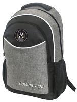 2020 AFL Backpack - Collingwood Magpies - Bag Duffle Sports School Back Pack