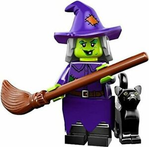 LEGO- Series 14 Monsters - #4 WACKY WITCH - Collectible Minifigures - Fly