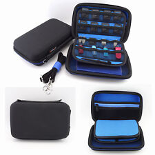 Hard Carrying Case Bag Game Holders for Nintendo 3DS XL /2DS XL /3DS DSi Storage