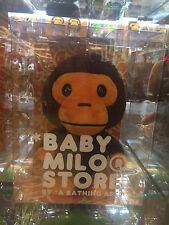 "NEW JAPAN A Bathing Ape Baby Milo Store 12"" Plush Doll"