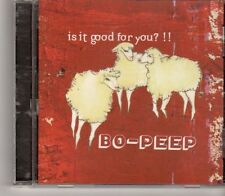 (GA780) Bo-Peep, is it good for you ? !! - 2007 Japanese CD