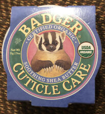 Cuticle Care, Badger, 0.75 oz 1 pack