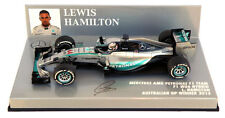 Minichamps Mercedes W06 Australian GP 2015 - Lewis Hamilton World Champion 1/43