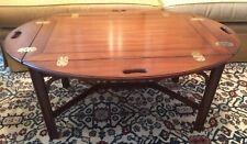 Henkel Harris Cherry Butler's Table Style No. 5212
