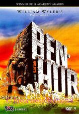 Ben-Hur (1959) - Charlton Heston, Jack Hawkins, Stephen Boyd - DVD NEW
