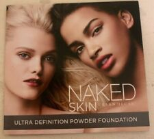 Urban Decay Naked Skin Ultra Definition Powder Foundation Sample
