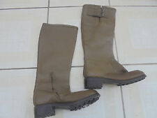 BODEN  CHUNKY SOLE LEATHER BUCKLE  BOOTS SIZE 39==6  BNWOB