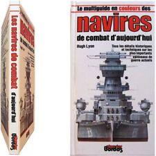Multiguide des Navires de combat d'aujourd'hui 1981 Hugh Lyon marine vaisseaux