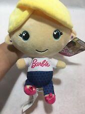 Barbie Plush Doll by SEGA Prize International 2018 Mattel Dolls New With Tags
