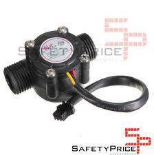 Misuratore di portata Flusso acqua Sensore 1-30l / min YF-S201 G1/2 Arduino SP