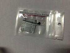 NEW Wireless WIFI PCI Mini PCIE Half to Full Size Extension Card Adapter Bracket