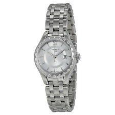 New Tissot T-Lady Silver Dial Stainless Steel Ladies Watch T0720101103800