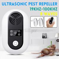 Ultrasonique Prise En Anti Pestes Électronique Souris Insecte Rat Rongeur 2020