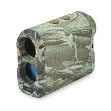 600M Rangefinder 6X Distance Meter Speed Tester Finder with Carry Bag Hand Strap