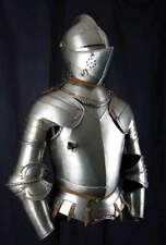 Medieval Wearable Knight half Suit Of Armor Crusader Gothic replica Armour Suit
