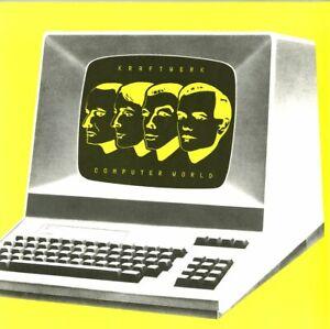Kraftwerk Computer World (Remastered) Vinile Lp Nuovo & Sigillato