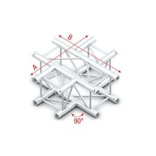 Showtec X-Stück 4-way Pro-30 4-Punkt F Truss / Traverse