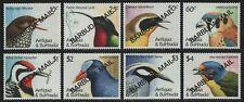 Barbuda 1991 - Mi-Nr. 1284-1291 ** - MNH - Vögel / Birds (II)