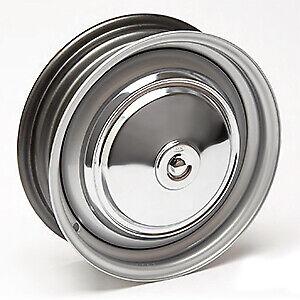 Cerchi in acciaio MAK ACCIAIO SILVER compatibile Fiat 500 EPOCA 500 1957>1975 12