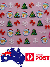 Christmas Xmas Art 3D Design Nail Sticker Decal Gift Decoration buy 4 get 1 free