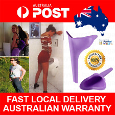 Revolutionary Womens Travel No Squat Standing Toilet Urination Pee Funnel Device