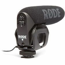 Rode VMPR VideoMic Pro R + Rycote Lyre Shockmount 5D2 5D3 D800 7D II Microphone