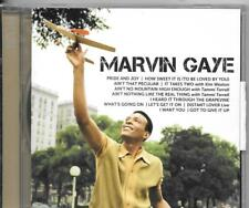 CD COMPIL 12 TITRES--MARVIN GAYE--ICON...