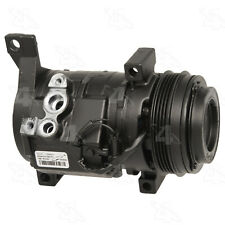 A/C Compressor fits 2003-2010 Hummer H2 H3 H3,H3T  FOUR SEASONS
